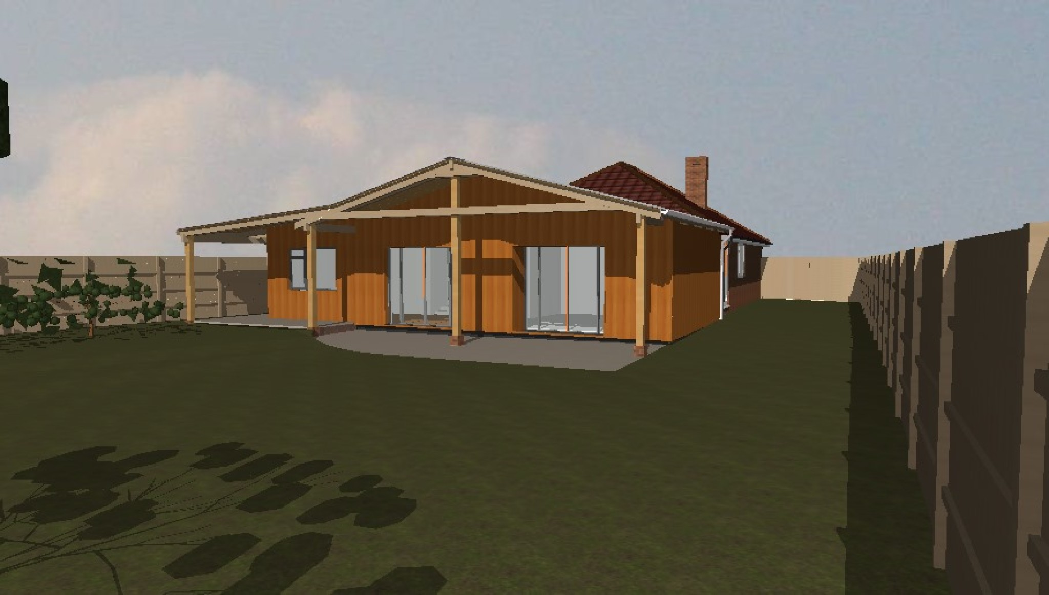 16-014-Ransom Rd-Woodbridge-Suffolk-Bungalow-Extension-Family Home-Contemporary-Traditional-3D CAD Mode.jpg